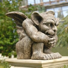 Emmett the Gargoyle Statue (Set of 2)