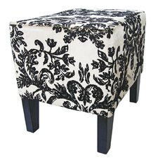 The Garbo Boudoir Footstool