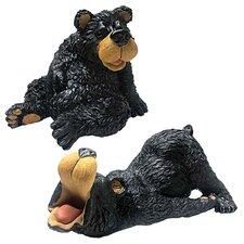 <strong>Design Toscano</strong> 2 Piece Mountain Mayhem Bear Buddies Statue Set