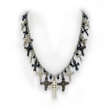 <strong>Design Toscano</strong> Crosses of History Necklace