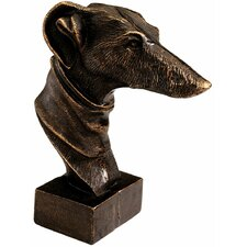The Whippet Foundry Bust (Set of 2)