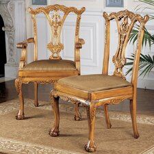 English Chippendale Dining Chair (Set of 6)