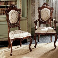 Toulon French Rococo Dining Chair (Set of 6)