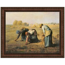 The Gleaners, 1857 by Francois Millet Framed Painting Print