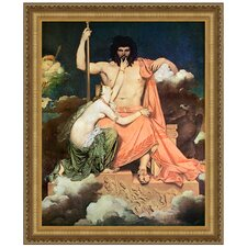 <strong>Design Toscano</strong> Jupiter and Thetis, 1811 Replica Painting Canvas Art