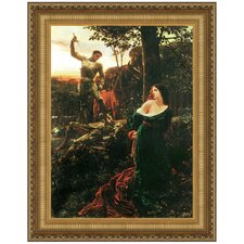 <strong>Design Toscano</strong> Chivalry, 1885 Replica Painting Canvas Art
