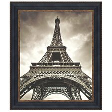 Eiffel Tower Under Glass by Marcin Stawiarz Framed Photographic Print