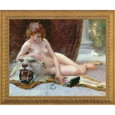 The Jewel Box by Guillaume Seignac Framed Painting Print
