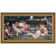 The Awakening of Adonis, 1900 by John William Waterhouse Framed Painting Print