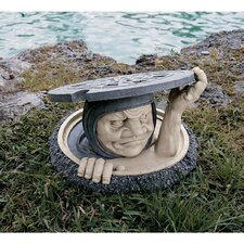 <strong>Design Toscano</strong> The Dweller Below Garden Statue