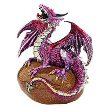 Yolk Dragon Hatchling Statue
