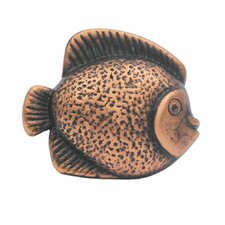 Cabinetry Hardware Fish Knob