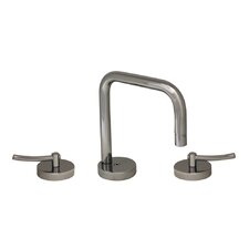 Metrohaus Widespread Bathroom Faucet with Double Handles