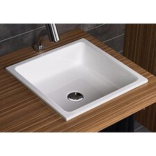 <strong>Whitehaus Collection</strong> Aeri Square Bathroom Sink