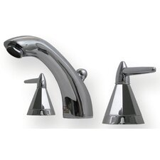 Blairhaus Widespread Monroe Bathroom Faucet with Double Handles