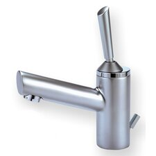 <strong>Whitehaus Collection</strong> Centurion Single Hole Bathroom Faucet with Single Handle