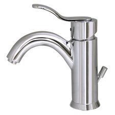 <strong>Whitehaus Collection</strong> Galleryhaus Single Hole Bathroom Faucet with Single Handle