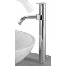 <strong>Whitehaus Collection</strong> Gyro Single Hole Bathroom Faucet with Single Handle