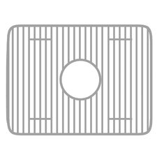 "<strong>Whitehaus Collection</strong> 22"" x 15"" Sink Grid for Farmhaus Firelay Reversible Sink"