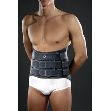 Extra Lumblock with Rigid Stays Back Brace in Dark Grey