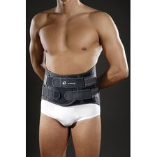 Mini M-Spine Back Brace in Dark Grey