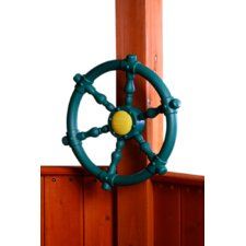 <strong>Backyard Discovery</strong> Captain's Ship Wheel