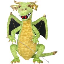 <strong>The Puppet Company</strong> Dragon Enchanted Puppet in Green