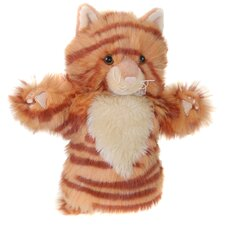 CarPets Ginger Cat Puppet