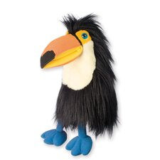 Large Birds Toucan Puppet