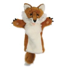 Long-Sleeved Fox Glove Puppet