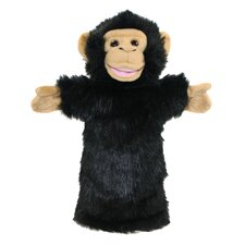 <strong>The Puppet Company</strong> Long-Sleeved Chimp Glove Puppet