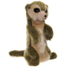 Long-Sleeved Meerkat Glove Puppet
