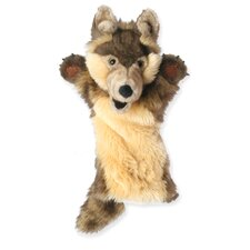 <strong>The Puppet Company</strong> Long-Sleeved Wolf Glove Puppet
