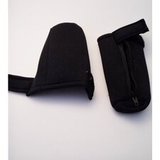 Fore Arm Crutch Zipper Grip (Pack of 2)