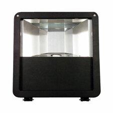 100W HPS 120v Micro Flood Light with Slip Fitter in Bronze