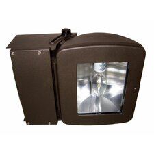 Medium Flex Pak 150W MH MT Wall Light in Bronze