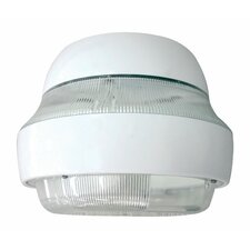 <strong>Deco Lighting</strong> 150W MHPS Direct/Indirect Parking Garage Light in White
