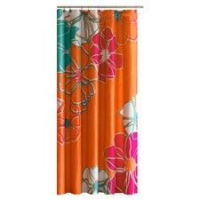 Valencia Cotton Shower Curtain Set