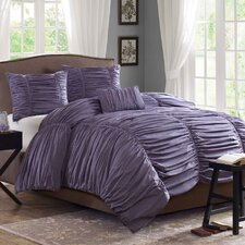 <strong>Madison Park</strong> Delancey 4 Piece Comforter Set