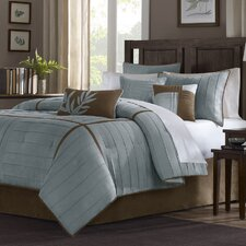 <strong>Madison Park</strong> Connell 7 Piece Comforter Set