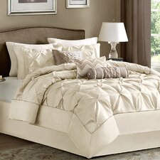 <strong>Madison Park</strong> Laurel 7 Piece Comforter Set