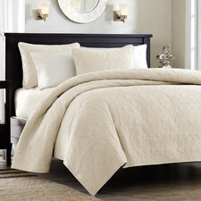Quebec Cotton Coverlet Set