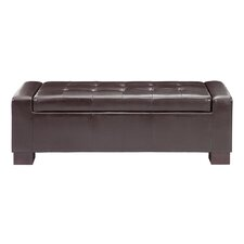 Mirage Storage Benchwith Tufted Top