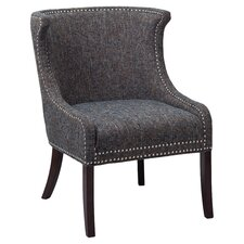 Demi Swoop Arm Chair
