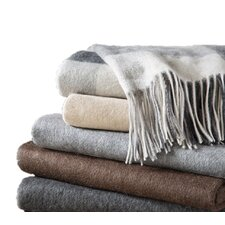 Signature Cashmere Throw Blanket
