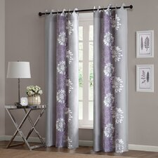 <strong>Madison Park</strong> Anaya Cotton Grommet Curtain Single Panel