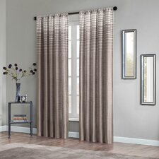 <strong>Madison Park</strong> Rod Pocket Curtain Single Panel