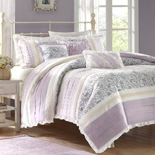 Dawn 6 Piece Duvet Set
