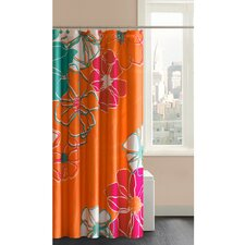 Valencia Cotton 13 Piece Shower Curtain Set