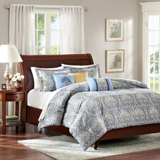 <strong>Madison Park</strong> Antica 6 Piece Duvet Set